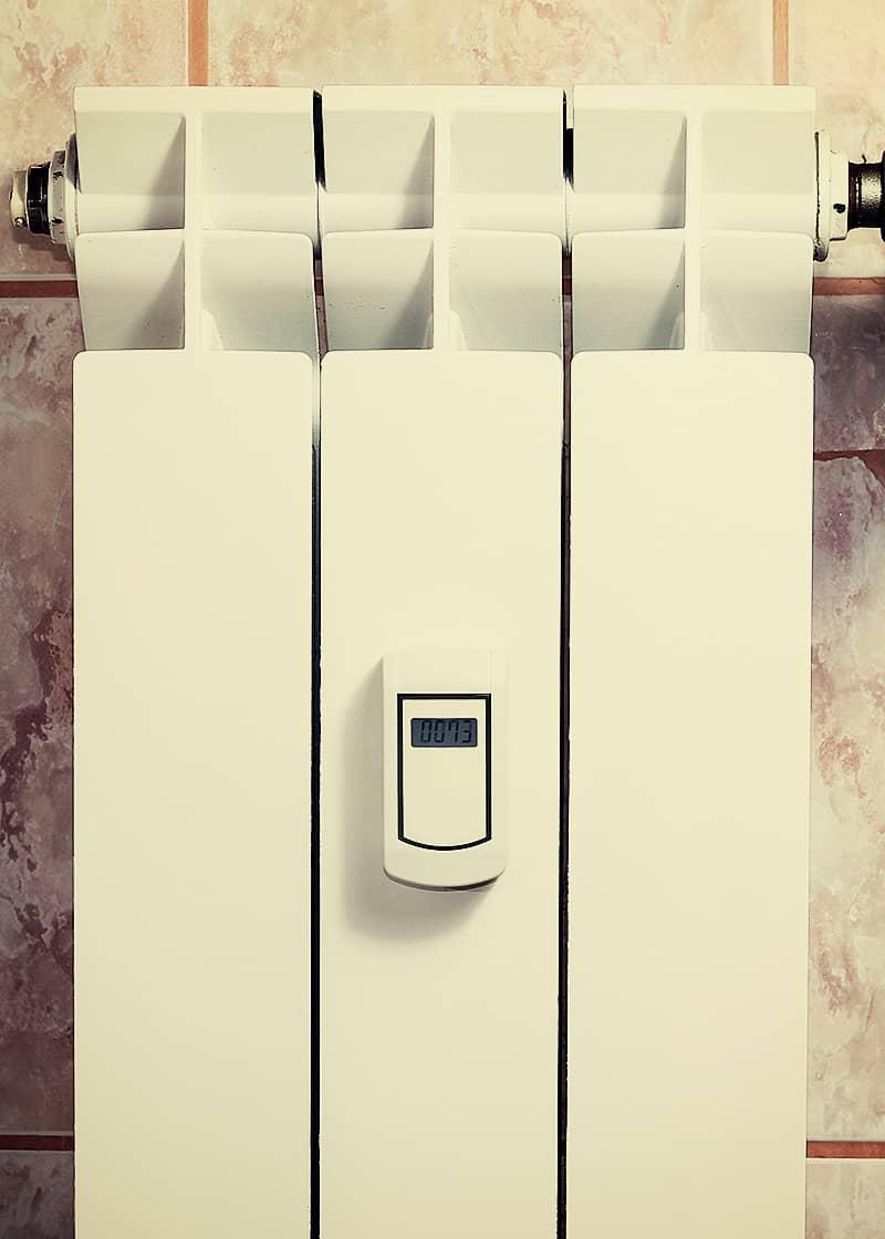 Repartidores de coste y calorímetros